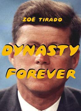 Dynasty Forever by Zoë Tirado zine published by NYSAI Press