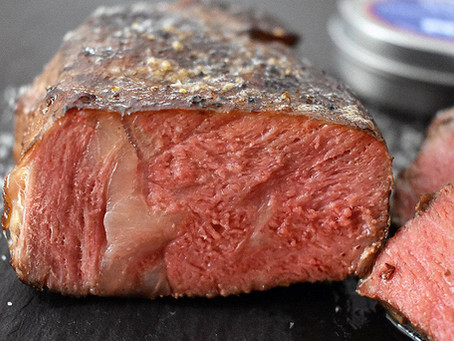 Sous-Vide New York Strip Steak