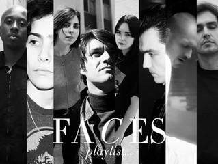 Faces : la playlist de novembre