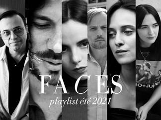 Faces : la playlist de l'été