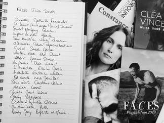 Faces, playlist de juin...