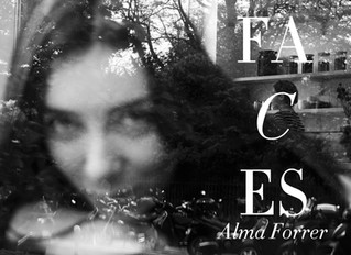 Alma Forrer, jeune femme intime.