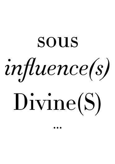 10 sous influences divinesfaces Pierre F