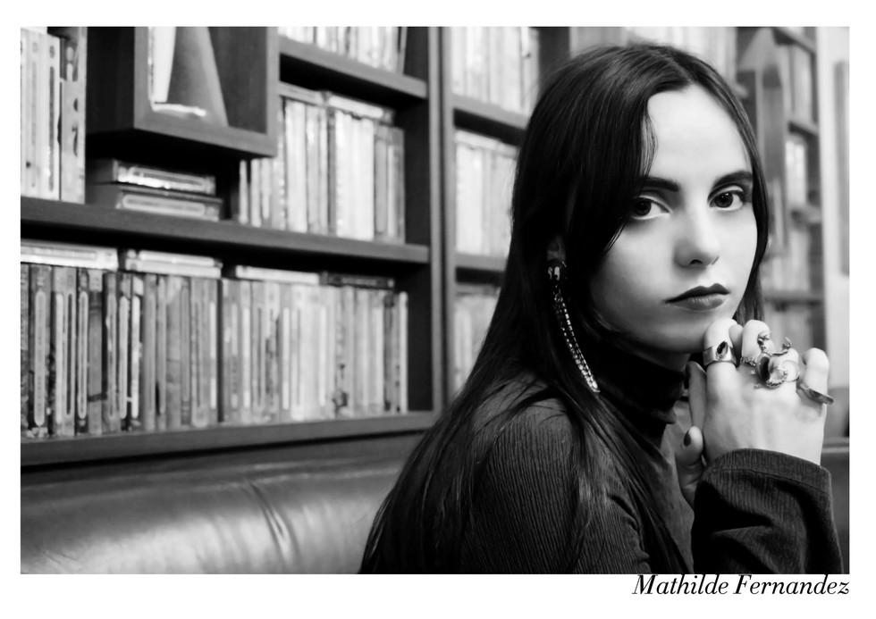 Mathilde Fernandez par Nicolas Vidal  #chanteusesdefrance
