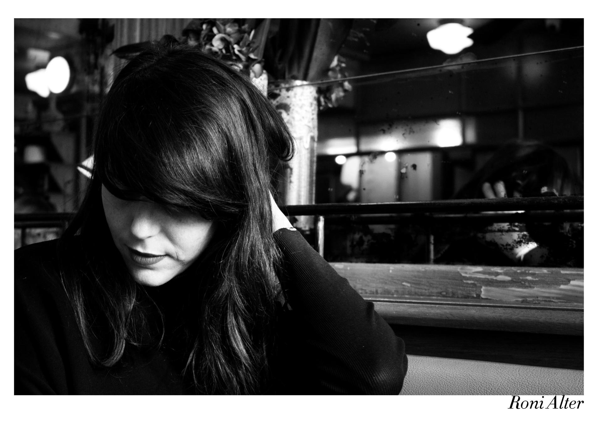 Roni Alter par Nicolas Vidal  #chanteusesdefrance