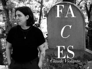Claude Violante, nineties spirit.