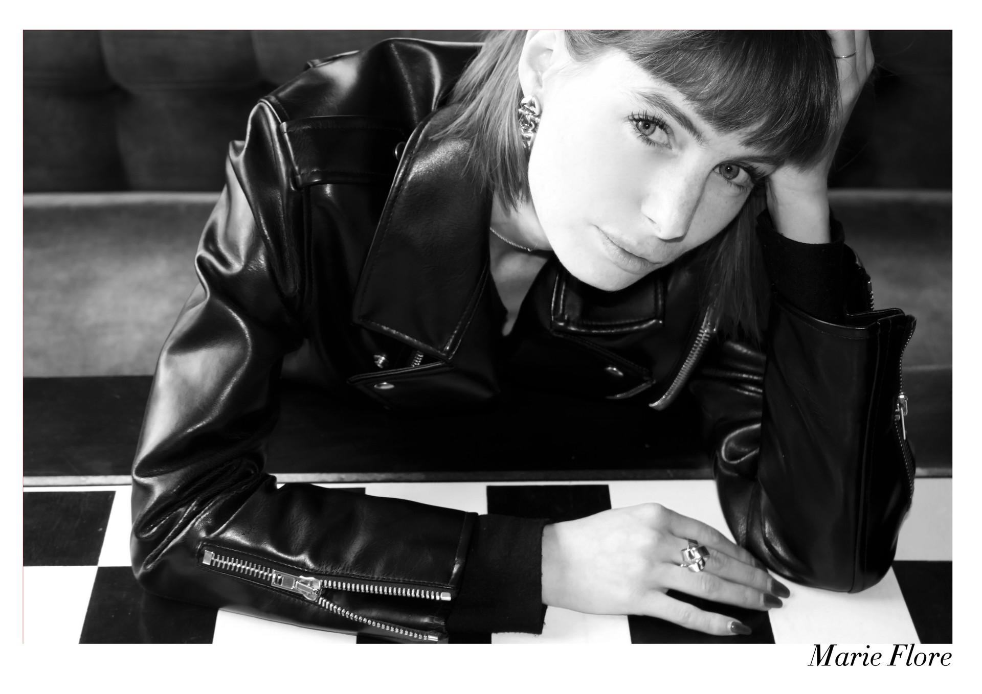 Marie Flore par Nicolas Vidal  #chanteusesdefrance