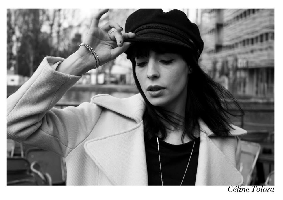 Céline Tolosa par Nicolas Vidal  #chanteusesdefrance