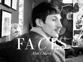 Abel Chéret, chanteur ultra pas chelou.