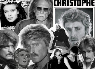 5 moments pop : Christophe
