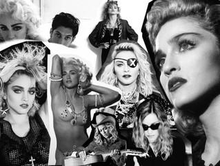 5 moments pop : Madonna