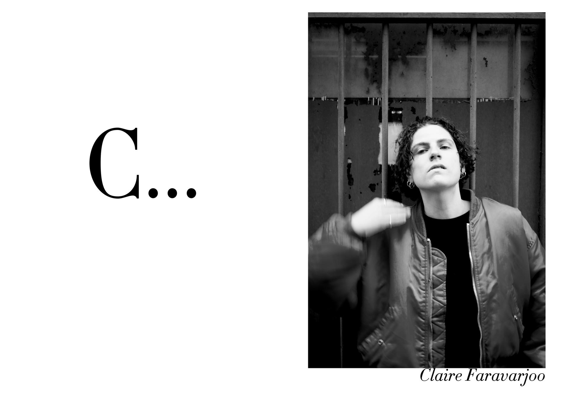 Claire Faravarjoo par Nicolas Vidal  #chanteusesdefrance