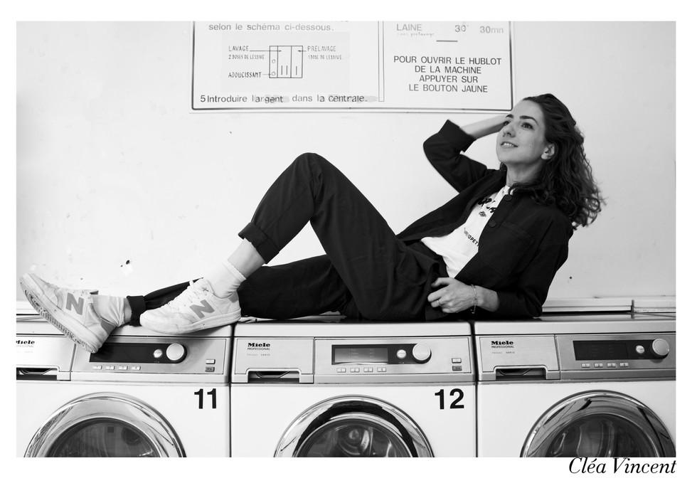 Cléa Vincent par Nicolas Vidal  #chanteusesdefrance