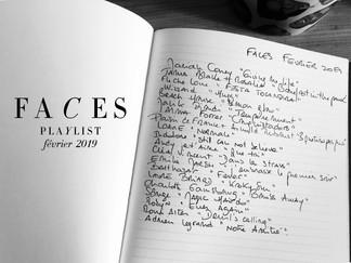 Faces, playlist d'hiver...