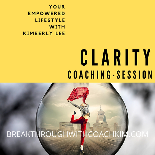 Breakthrough Coaching session