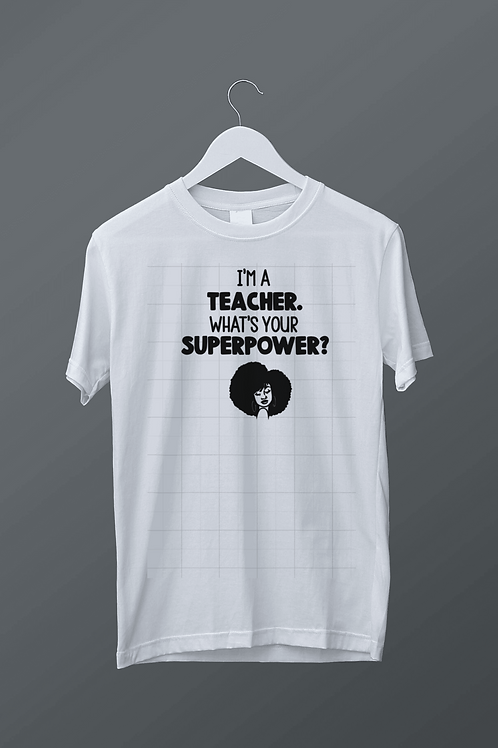 For Teachers (Photo can be changed or removed if you like)