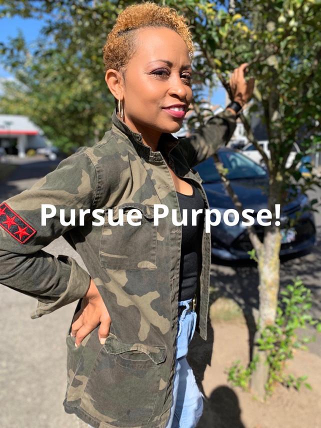 Pursue!