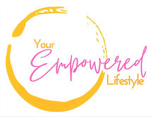 Your Empowered Lifestyle Logo for Printf