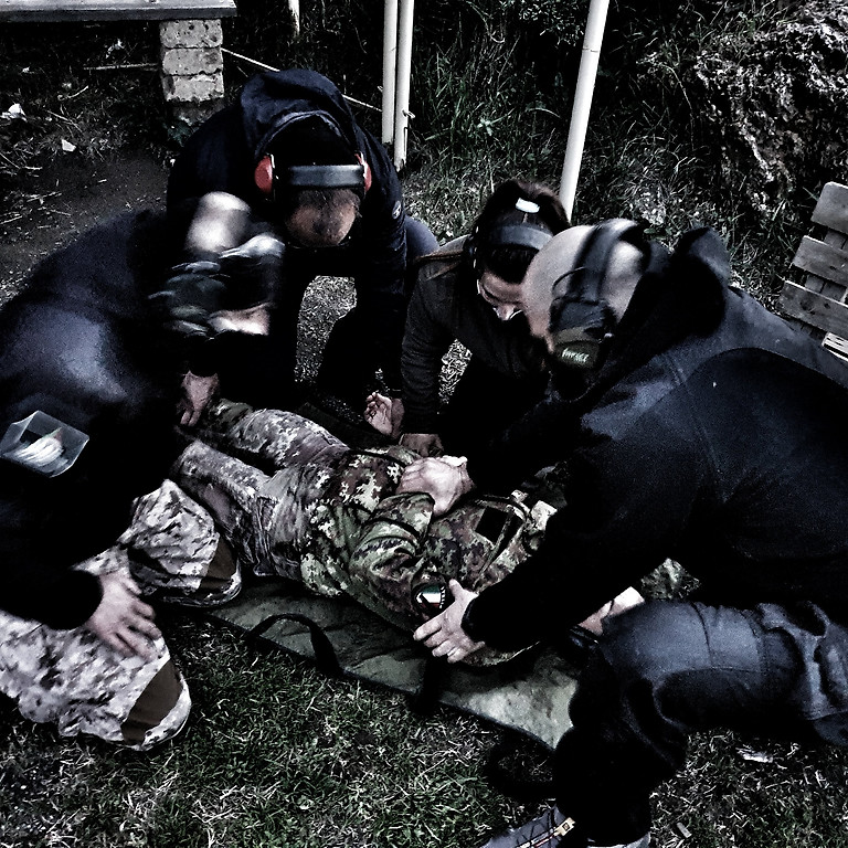 Tactical Combat Casualty Care: metodo e scenari.