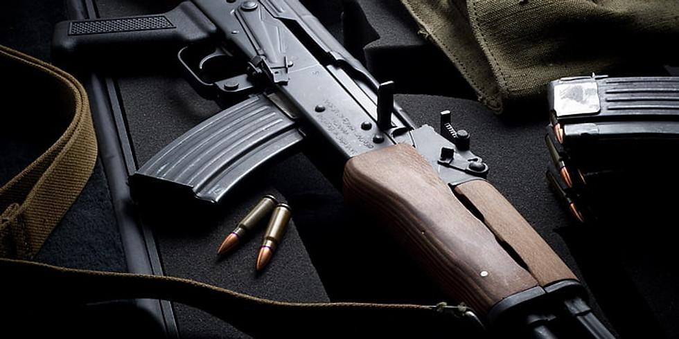 AK Range Day!