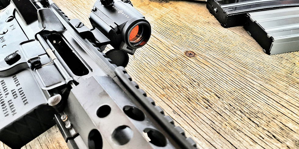 Tactical Rifle: advanced proficiency course!