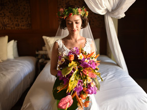 Belmond Jimbaran- Beach Wedding