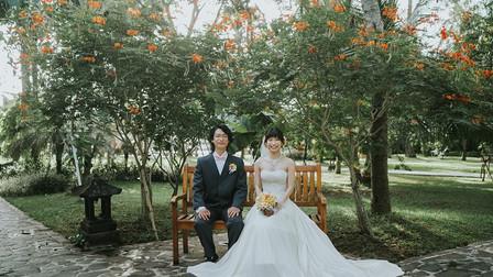 Resort Garden Photo