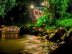 Romantic Dinner-Ubud for Couple