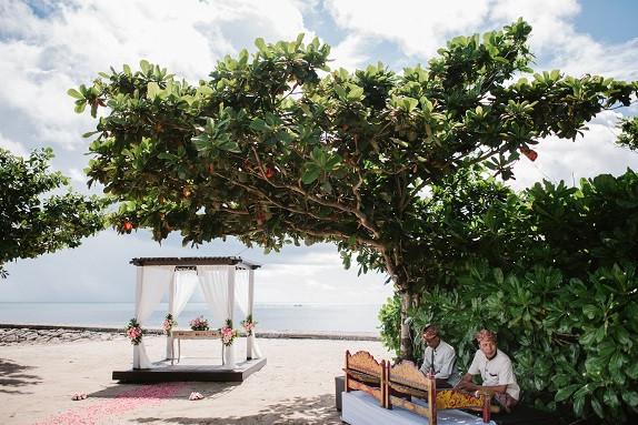 バリ島マニスウェディング(リゾート挙式)