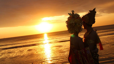 Balinese Costume・バリ衣装