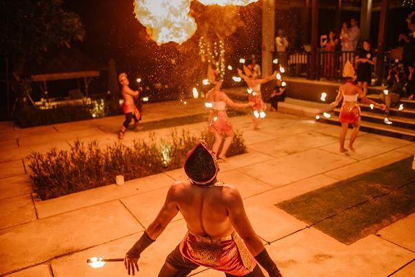Entertaiment・Fire Dance
