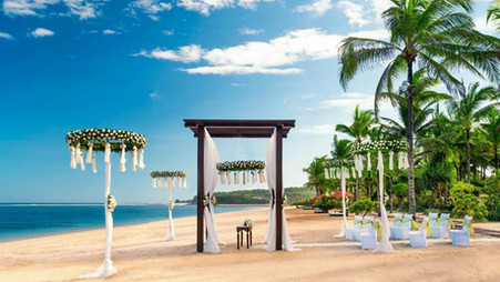 ST Regis Beach Wedding・セントレジスビーチ