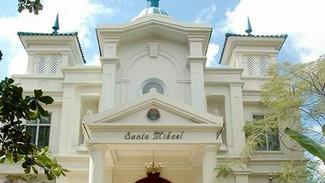 ST. Michael Church・セントミカエル教会