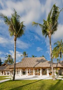 Villa at Lombok