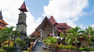 Nusa Dua Church・ヌサドゥア教会