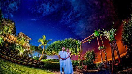 Starlight Wedding Photo