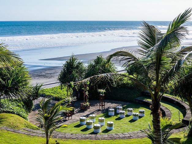 Waka Gangga-Beach Wedding