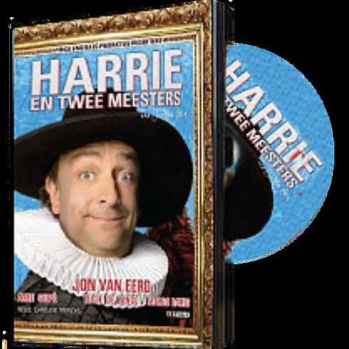 Harrie en twee meesters DVD