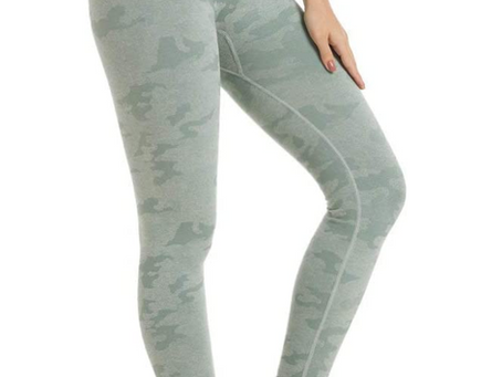Top 4 Best Gymshark Camo Dupes from Amazon