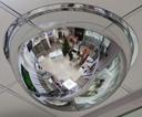 Зеркало DL 800 мм купольное