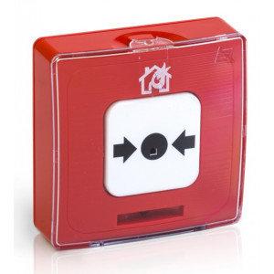 Извещатель пожарный ручной ИПР 513-10