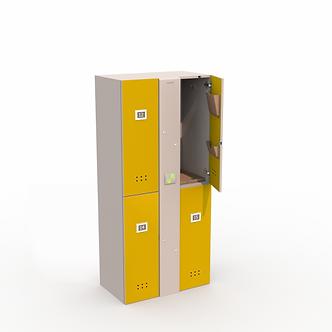 Блоки шкафов-локеров серии «LS 04A»