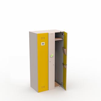 Блоки шкафов-локеров серии «LS 02A»