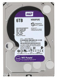 6 ТБ WD Purple [WD60PURZ]