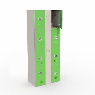 Блоки шкафов-локеров серии «LL 08A»