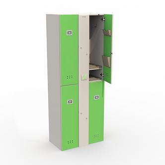 Блоки шкафов-локеров серии «LL 04A»
