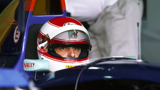OBSCURE F1 A-Z: ROLAND RATZENBERGER