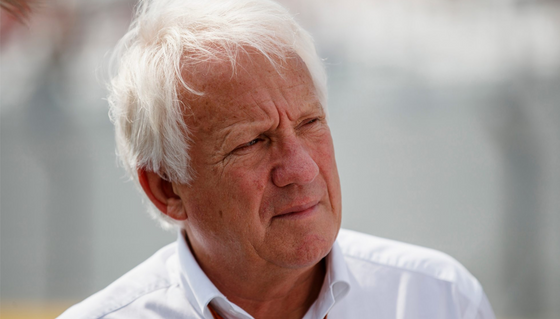 CHARLIE WHITING PASSES AWAY