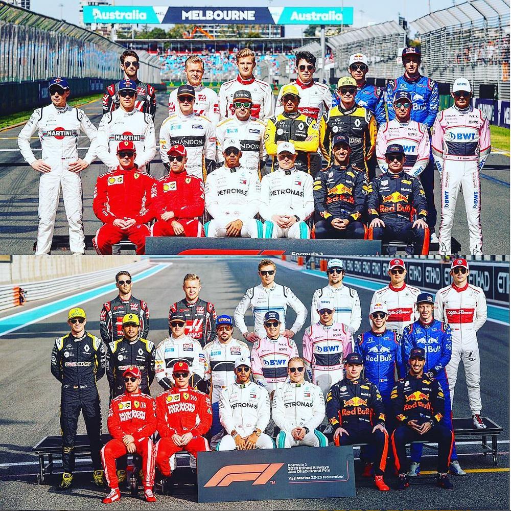 Image Credit: Formula 1 Instagram