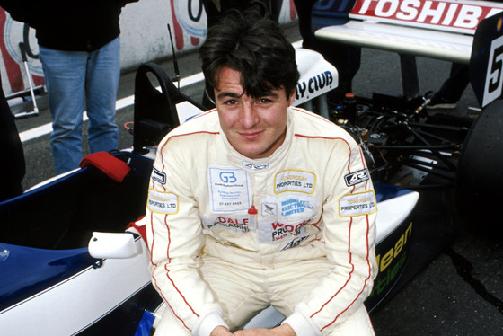 OBSCURE F1 A-Z: MARK BLUNDELL
